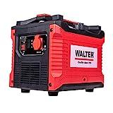 WALTER Inverter Stromerzeuger 1500 W, Notstromgenerator, Notstromaggregat, Stromerzeuger