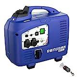 DENQBAR 2500 Watt Inverter Stromerzeuger mit E-Start & Funk