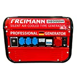 Notstromaggregat Benzin Stromerzeuger Generator Strom Aggregat FM-S8500W