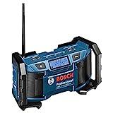Bosch Professional 18V System Akku Baustellenradio GML SoundBoxx (Aux-In, ohne Akkus und Ladegert, im Karton)
