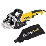 Powerplus POWX1310 Frsmaschine, Holz, 900 W, 100 mm, 900 W, 230 V